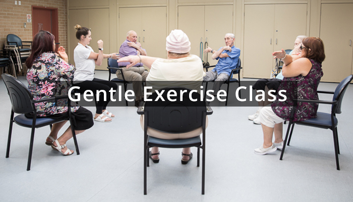 Gentle Exercise Class